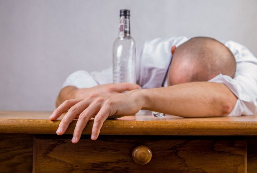 Alcohol Awareness Week – the problems of being blind drunk