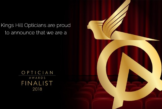 Opticians awards 2018