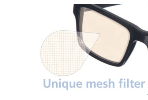 How copper mesh lenses help you look after your eyes