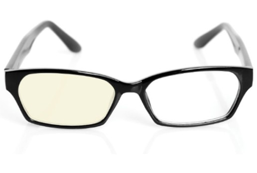 Copper Mesh Spectacle Lenses to help eliminate glare and eyestrain