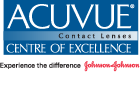 Acuvue contact lenses - centre of excellence