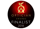 optician awrds 2018 finalists